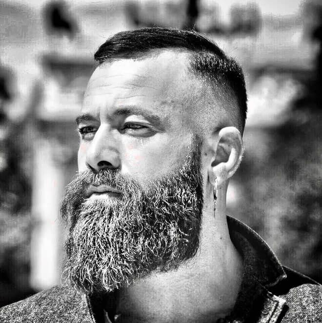 Pin By Jaime Mora On Beard And Hair Styles Beard Haircut Long Beard Styles Beard Styles