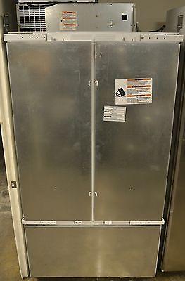 "JennAir JF42NXFXDW 42"" Built-In Panel Ready French Door Bottom Frzr Refrigerator"