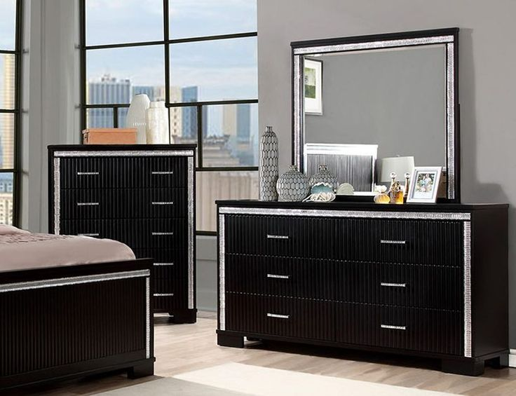 Black Dresser With Mirror Make Bedroom Look Classy – Mostly dresser mirrors are mirrors that sit upon a dresser set, where milady can put on her makeup, or they can sit on a low dresser for the same reason. Dresser mirrors come in a plethora of styles that can fit into any existing decor. If […] Tags:  classy dresser