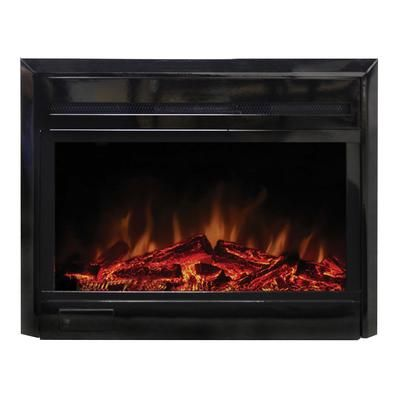 Paramount 28 Inch Fireplace Insert Ef 128 5 Home Depot Canada Kitchen Pinterest