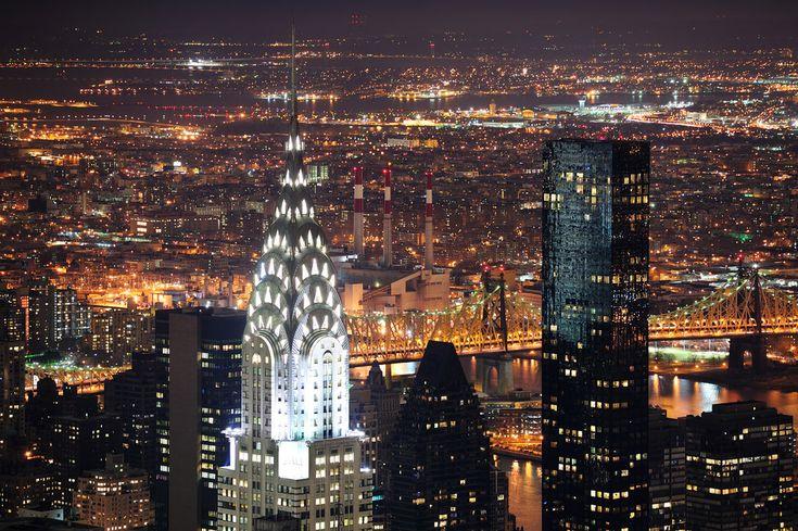 Las construcciones más emblemáticas de Nueva York - http://www.absolutnuevayork.com/las-construcciones-mas-emblematicas-de-nueva-york/