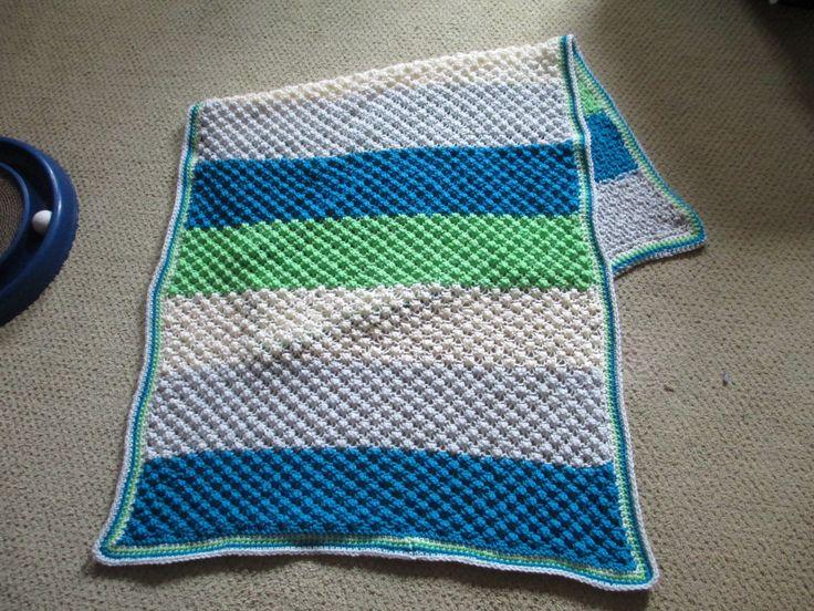 men's or lady's trinity stitch