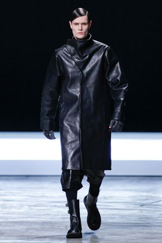 Rick Owens Collection Slideshow on Style.com