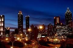 Atlanta ,It rises on the the highway horizon and you are impressed and surprized ,because just 10 miles past  you  encounterd a land that time forgot and a people that invented southern hospitality.