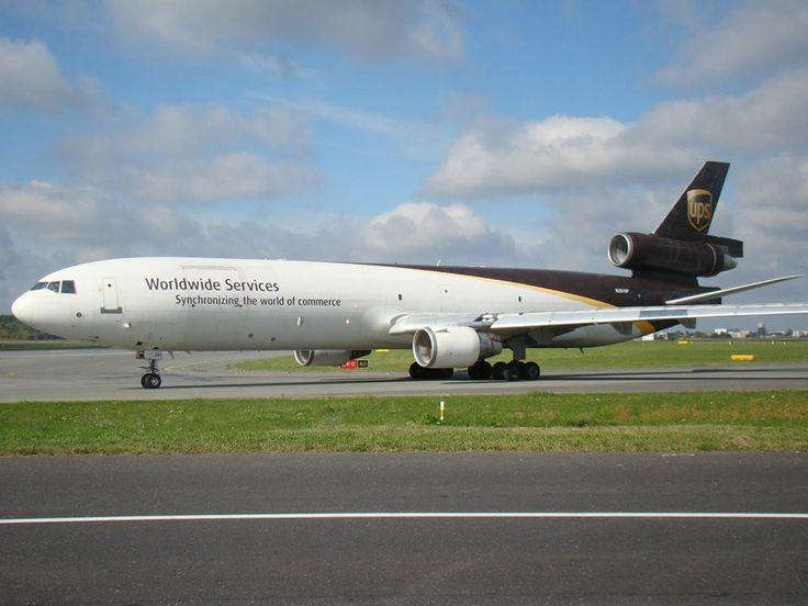 MD-11 w pełnej krasie. Fot. Daga Rusiak