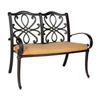 Good Holland Bench with Optional Cushion