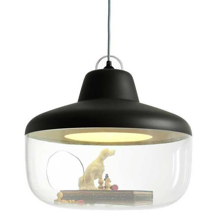 FAVOURITE THINGS - Lampada a sospensione grigio scuro