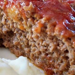 The Best Meatloaf I Ve Ever Made Recipe Yummly Recipe Best Meatloaf Good Meatloaf Recipe Meatloaf Recipe With Sausage