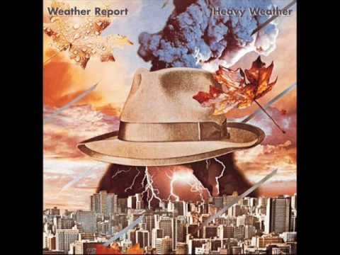 From 1977 here's a hit song from Weather Report 'Birdland' -- Brazilian drummer/percussionist Alex Acuña featured on this song from Weather Report turns 70 today - he's played with many of the greats, Jobim, Elvis, Ella, Joni Mitchell, Chick Corea, Whitney Houston, Jackson Browne, Paul McCartney and many others.