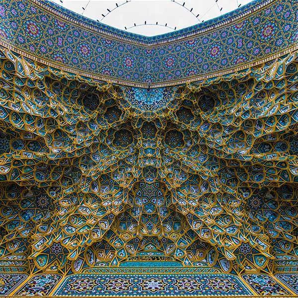 001_Fatima Masumeh Shrine, Qom, Iran