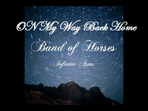 Day 009 - A song that makes you hopeful: Band of Horses - On My Way Back Home