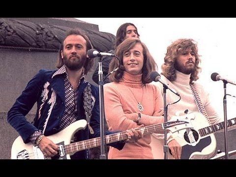 #1 the first week of September 1976: Bee Gees ~ You Should Be Dancing