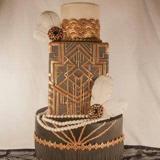 Gatsby Cake!