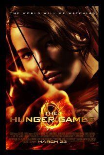 The Hunger Games...one of the best book adaptations I've seen.