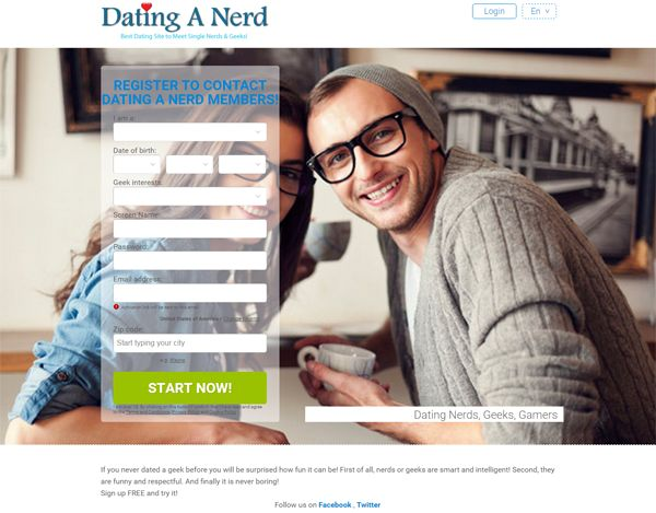Free Geek Dating Site