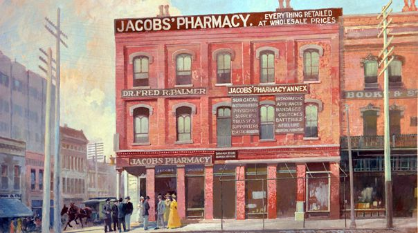 John Pemberton, the man who invented Coca-Cola, changed the beverage market forever when he introduced the drink in 1886. Read his fascinating