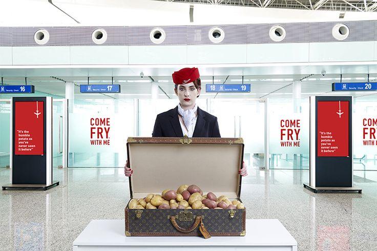フレンチフライ専門店『Come Fry With Me』ロンドンにオープン