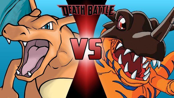 Pokemon VS Digimon | DEATH BATTLE!