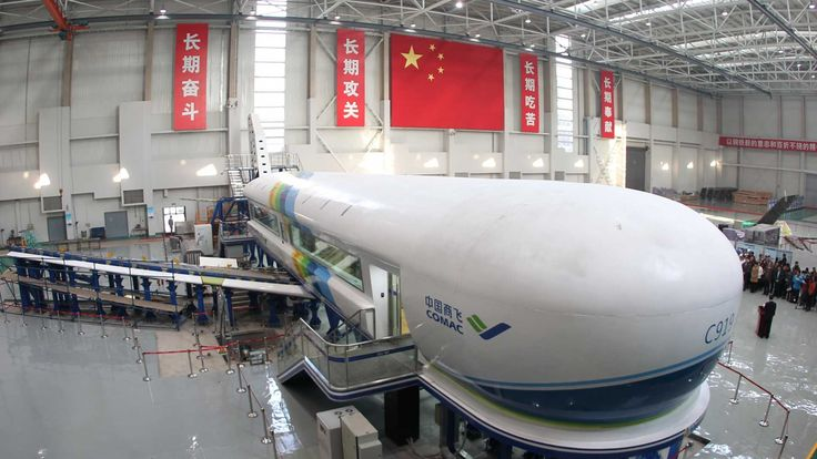 El comité técnico da luz verde para el primer vuelo del Jumbo chino C919 | http://www.losdomingosalsol.es/20170402-noticia-comite-tecnico-luz-verde-primer-vuelo-jumbo-chino-c919.html