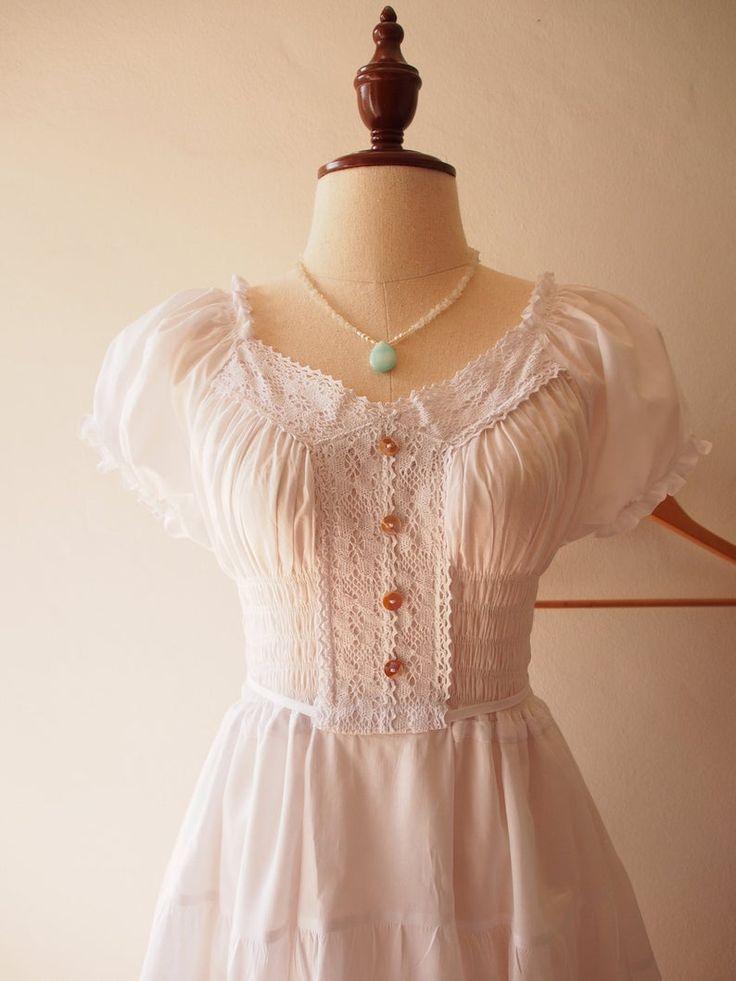 white sundress juliet tiered dress white long boho bohemian