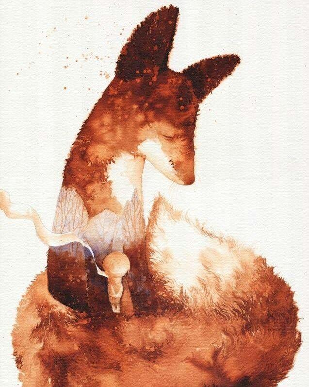 Baracsi Gabi//illustrator//Find your favourite picture! www.ciraada.com
