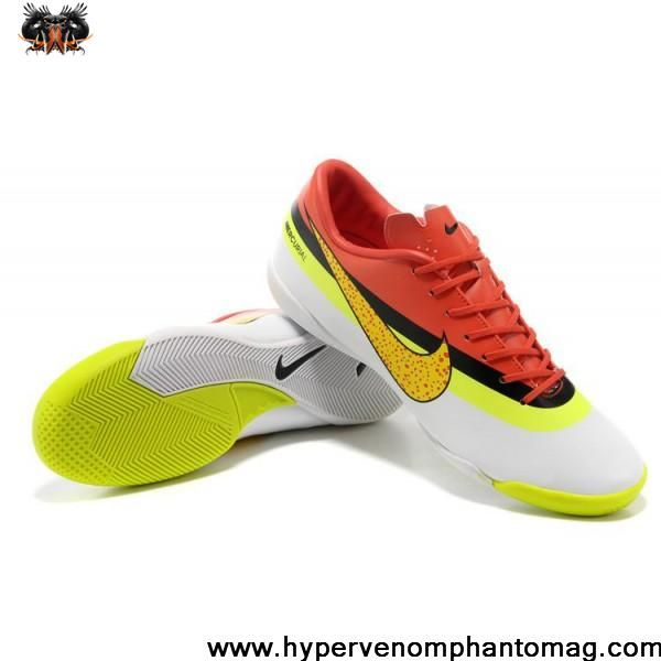 2012 2013 Nike Mercurial Vapor Superfly CR exclusive personal IC indoor soccer shoes Soccer Boots For Sale