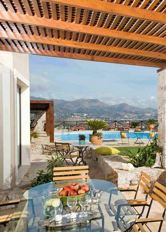 Villa Lia in  Agios Nikolaos, Lasithi, Crete
