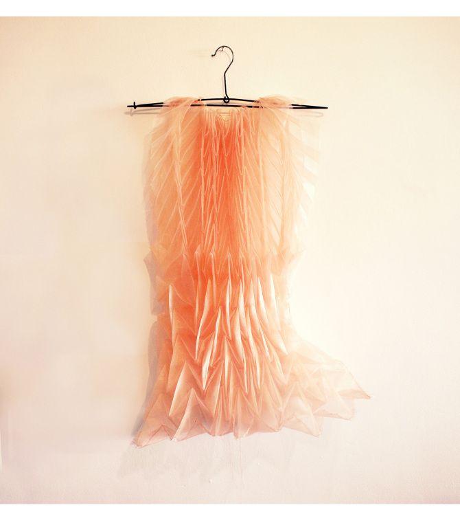 JULE WAIBEL – ORIGAMI DRESSES | Matter Of Stuff