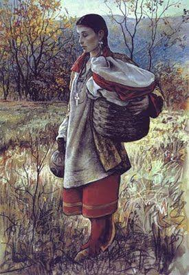Eastern Woodland Indians Clothing   Woodsrunner's Diary: Woodland Indian Women.
