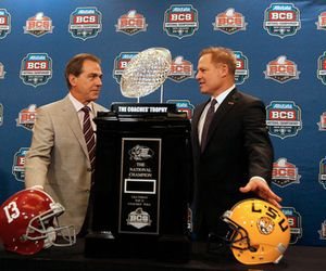 2012 College Football Rankings: Alabama, LSU Rule Simulated BCS Standings