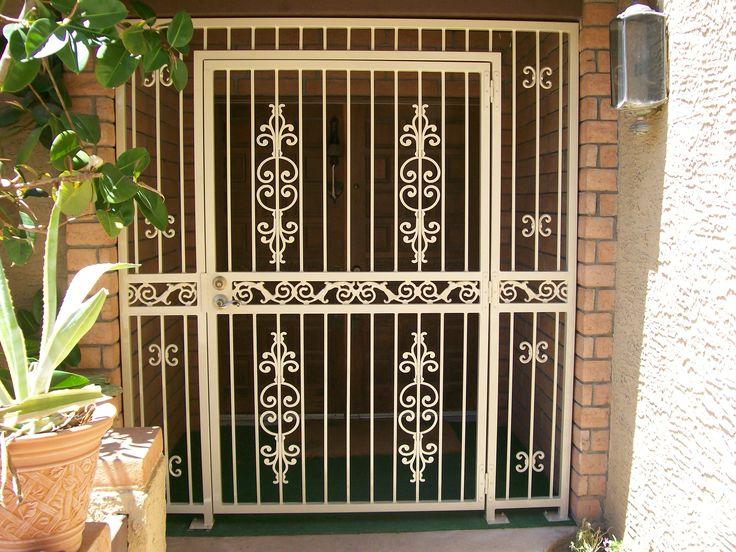 Home Front Door Security Gates