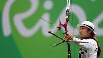 Jogos Olímpicos Rio 2016 | Um Dia Olímpico > Jogos >Tiro com arco > Em andamento > 11/08/2016 - 09h32