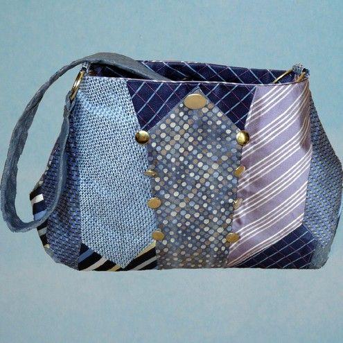 Handbag All Tied Up
