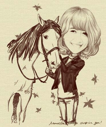 Another momentcam pict. You should try it. Fun (*^@^*)