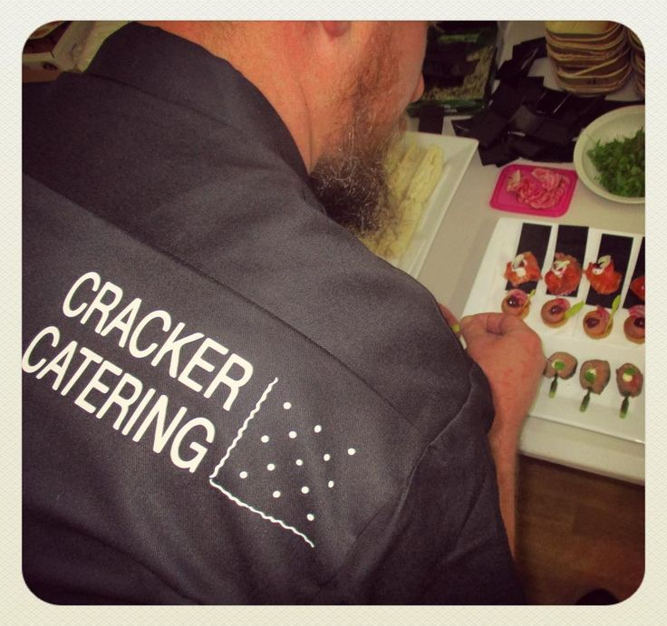 See this Instagram photo by @crackercatering • 31 likes