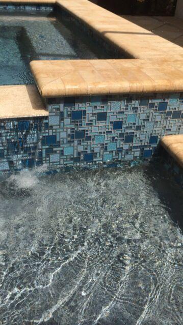 9 Best Npt Mosaic Images On Pinterest Pool Tiles