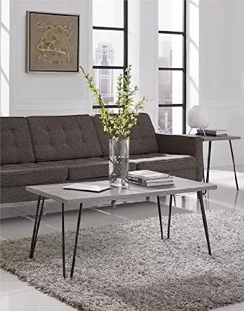Rustic Coffee Tables Come In Rectangle, Oval, And Square Shapes In A  Variety Of