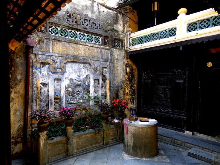 Tan kie werd bijna twee eeuwen geleden gebouwd als het huis van een vietnamese handelaar het - Interieur van amerikaans huis ...