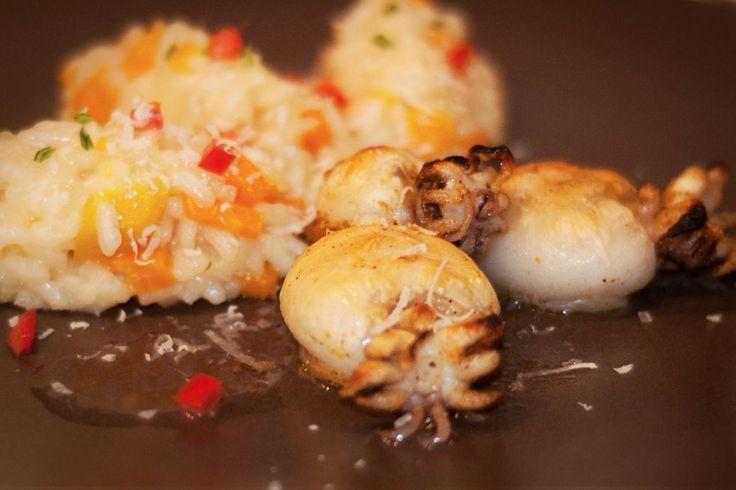Gegrillte Calamari #rezepte #essen