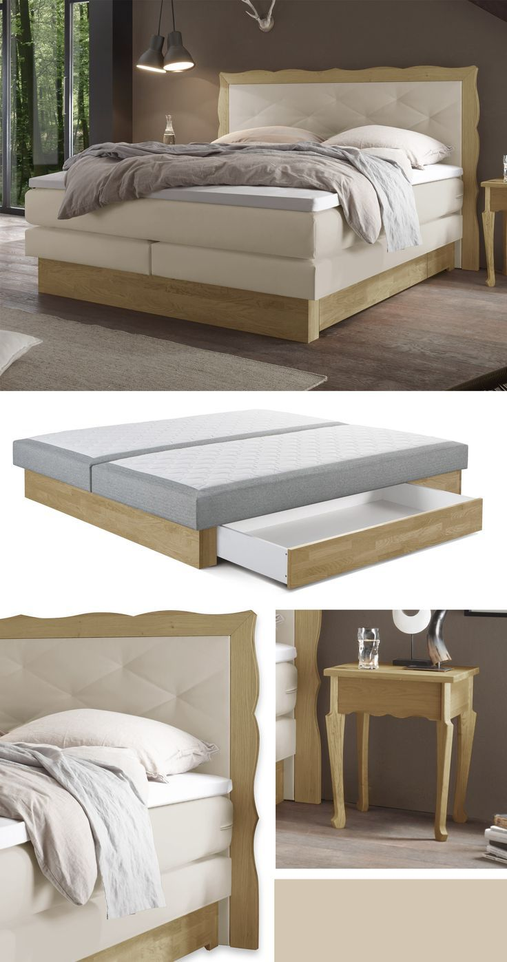 14 best boxspring romantisch images on Pinterest | Bedroom ideas ...