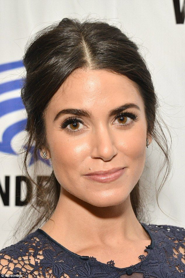 Nikki Reed attends Sleepy Hollow panel at WonderCon