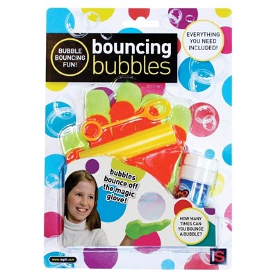 Bouncing Bubbles!! Bounce them on your hands! $12.95