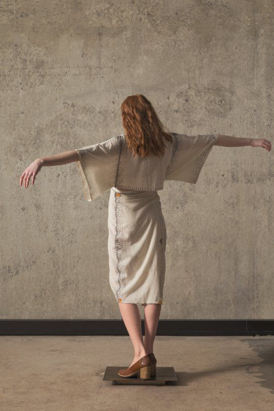 make/use: a modular system for zero-waste fashion