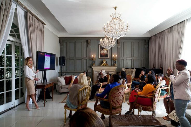 GoBeauty launch in Johannesburg 7th May 2015, Munro hotel