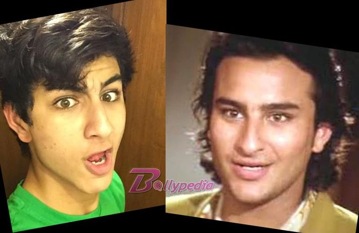 Ibrahim Khan reflects young Saif Ali Khan in pictures