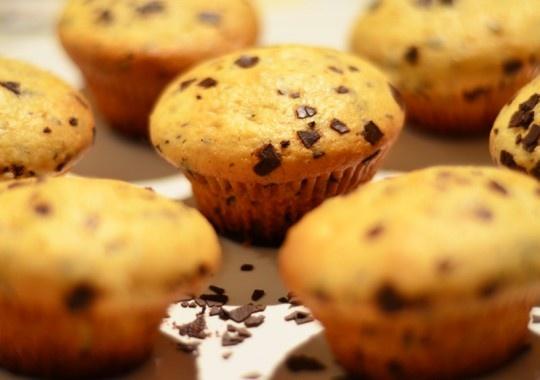 Muffins sau briose cu ciocolata