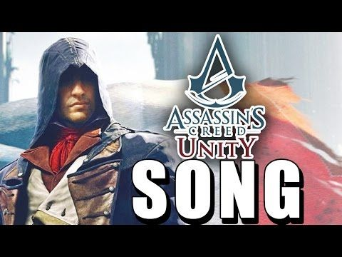 Assassin's Creed Unity SONG - MUSIC VIDEO 'Shadows' by TryHardNinja - YouTube