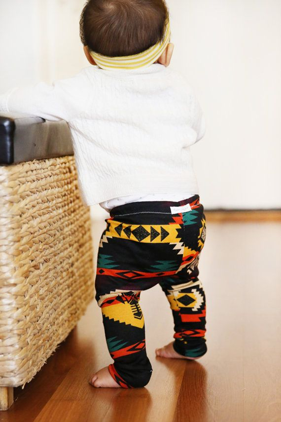 Tribal prints are so in right now! I love how soft and stretchy this pair is. $16