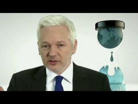 06 Sep '16:  Assange on the dangers of a Hillary Clinton presidency - YouTube - Fox News - 4:51