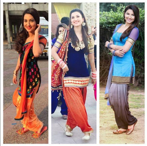 Punjabi Fashion Suits